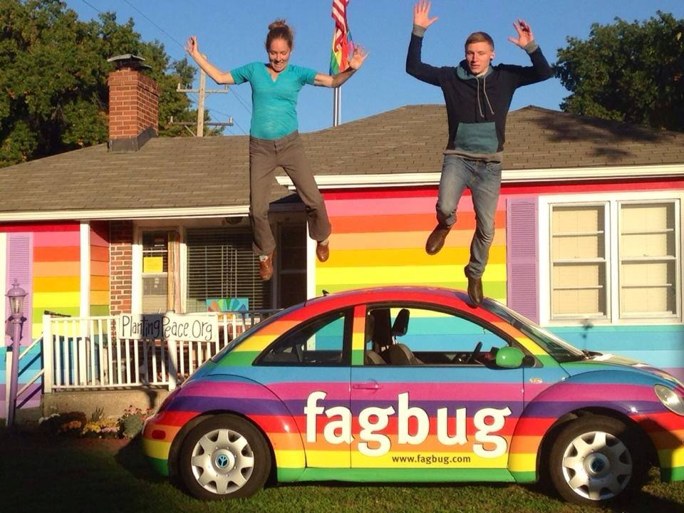 Fagbug Nation at the Equality House